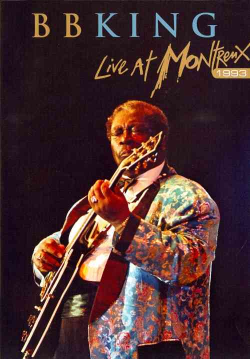 LIVE AT MONTREUX 1993 BY KING,B.B. (DVD)