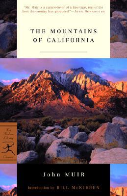 The Mountains of California By Muir, John/ McKibben, Bill (INT)